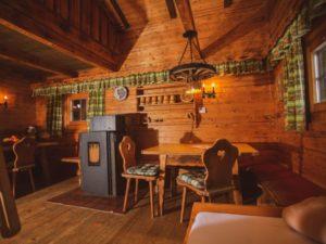 Lesachtaler Hof Hütte Lieblingsplatzl